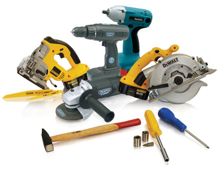 Tools & Machineries