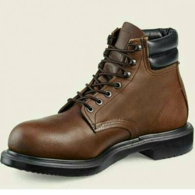 Redwing – Ankle Safety Boot (USA)