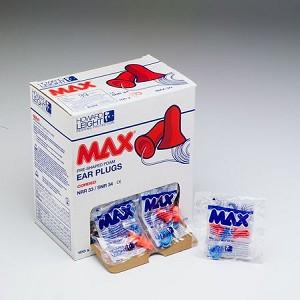 MAX – 30s, 1s Corded Earplus